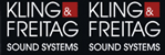 Kling and Freitag professional loudspeaker systems from Redhead AV